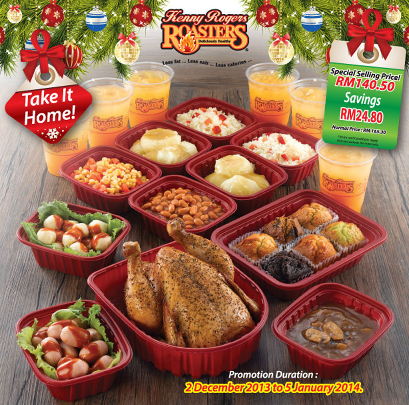 kenny rogers roaster swot Health-conscious fried chicken lovers can now enjoy your favorite dish with the delicious kenny rogers omg unfried fried chicken.